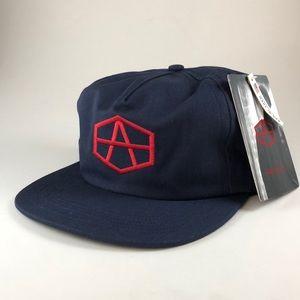 RVCA AR Snapback Hat
